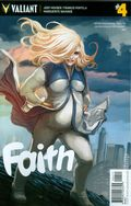 Faith (2016 Valiant 1st Series) 4A