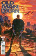Old Man Logan (2016 Marvel) 5B
