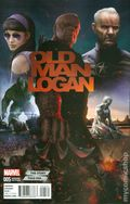 Old Man Logan (2016 Marvel) 5C