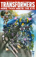 Transformers More than Meets the Eye (2012 IDW) 52SUB