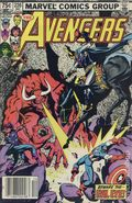 Avengers (1963 1st Series) Canadian Price Variant 226