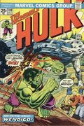 Incredible Hulk (1962-1999 1st Series) Mark Jewelers 180MJ