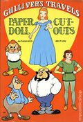 Gulliver's Travels Paper Doll Cut-Outs (1939 Saalfield) 1261