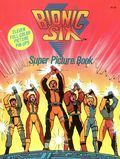 Bionic Six Super Picture Book SC (1987 Grosset and Dunlap) 1-1ST