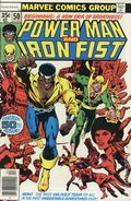 Power Man and Iron Fist (1972) Mark Jewelers 50MJ