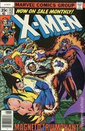 Uncanny X-Men (1963 1st Series) Mark Jewelers 112MJ