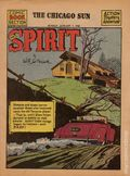 Spirit Weekly Newspaper Comic (1940-1952) Jan 7 1945