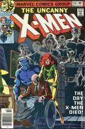 Uncanny X-Men (1963 1st Series) Mark Jewelers 114MJ