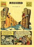 Spirit Weekly Newspaper Comic (1940) Jan 6 1946