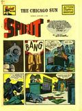 Spirit Weekly Newspaper Comic (1940) Jan 5 1947