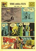 Spirit Weekly Newspaper Comic (1940-1952) Jan 1 1950