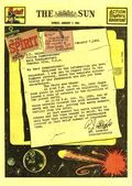 Spirit Weekly Newspaper Comic (1940-1952) Jan 7 1951