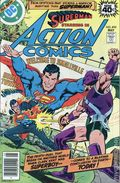 Action Comics (1938 DC) Mark Jewelers 495MJ