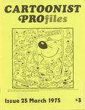 Cartoonist Profiles (1977) 25