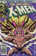 Uncanny X-Men (1963 1st Series) Canadian Price Variant 162