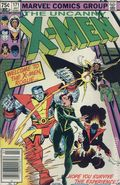 Uncanny X-Men (1963 1st Series) Canadian Price Variant 171