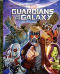 Guardians of the Galaxy HC (2016 A Little Golden Book) 1-1ST