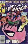 Amazing Spider-Man (1963 1st Series) Canadian Price Variant 243