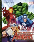 Mighty Avengers HC (2012 A Little Golden Book) 1-REP
