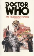 Doctor Who and the Dinosaur Invasion PB (2016 A BBC Novel) 1-1ST