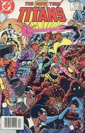 New Teen Titans (1980) (Tales of ...) Canadian Price Variant 37