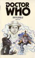 Doctor Who Battlefield PB (2016 A BBC Novel) 1-1ST