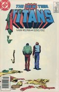 New Teen Titans (1980) (Tales of ...) Canadian Price Variant 39