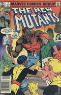 New Mutants (1983 1st Series) Canadian Price Variant 7