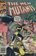 New Mutants (1983 1st Series) Canadian Price Variant 8