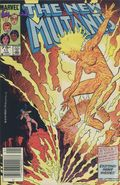 New Mutants (1983 1st Series) Canadian Price Variant 11