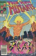 New Mutants (1983 1st Series) Canadian Price Variant 12