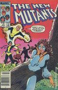 New Mutants (1983 1st Series) Canadian Price Variant 13