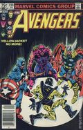 Avengers (1963 1st Series) Canadian Price Variant 230