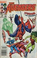 Avengers (1963 1st Series) Canadian Price Variant 236