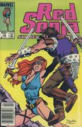 Red Sonja (1983 3rd Marvel Series) Canadian Price Variant 12