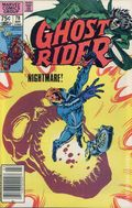 Ghost Rider (1973 1st Series) Canadian Price Variant 78