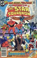 All Star Squadron (1981) Canadian Price Variant 25