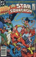 All Star Squadron (1981) Canadian Price Variant 36