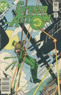 Green Arrow (1983 Mini-Series) Canadian Price Variant 4