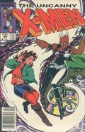 Uncanny X-Men (1963 1st Series) Canadian Price Variant 180
