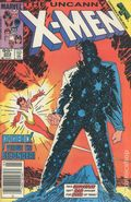 Uncanny X-Men (1963 1st Series) Canadian Price Variant 203