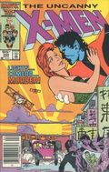 Uncanny X-Men (1963 1st Series) Canadian Price Variant 204