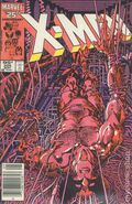 Uncanny X-Men (1963 1st Series) Canadian Price Variant 205