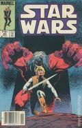 Star Wars (1977 Marvel) Canadian Price Variant 89