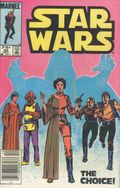 Star Wars (1977 Marvel) Canadian Price Variant 90