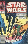 Star Wars (1977 Marvel) Canadian Price Variant 101
