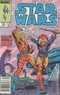 Star Wars (1977 Marvel) Canadian Price Variant 102