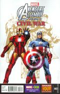 Avengers Assemble Civil War (2016 Marvel Universe) 3