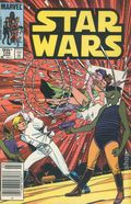 Star Wars (1977 Marvel) Canadian Price Variant 104