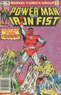 Power Man and Iron Fist (1972 Hero for Hire) Canadian Price Variant 96